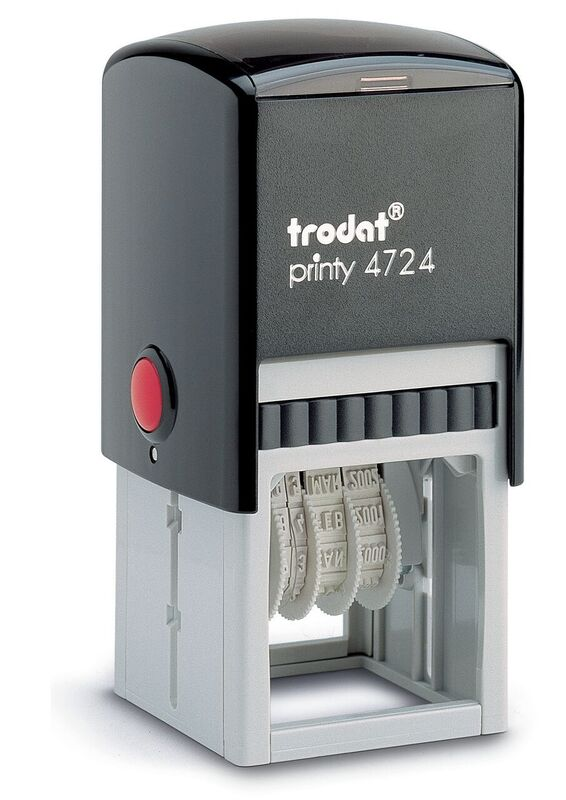 Trodat 4724 Dater